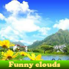 Funny clouds 5 Differences