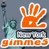 gimme5 - new york