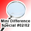 Mini Difference Special #02/02
