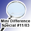 Mini Difference Special #11/03