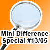 Mini Difference Special #13/05