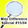 Mini Difference Special #15/04