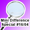 Mini Difference Special #16/04