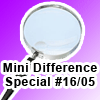 Mini Difference Special #16/05