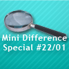 Mini Difference Special #22/01