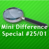 Mini Difference Special #25/01