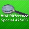 Mini Difference Special #25/03