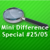 Mini Difference Special #25/05