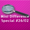 Mini Difference Special #26/02