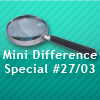 Mini Difference Special #27/03