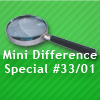 Mini Difference Special #33/01