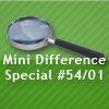 Mini Difference Special #54/01