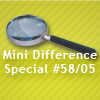 Mini Difference Special #58/05