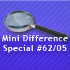 Mini Difference Special #62/05