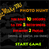 Winky Tiki Photo Hunt Game